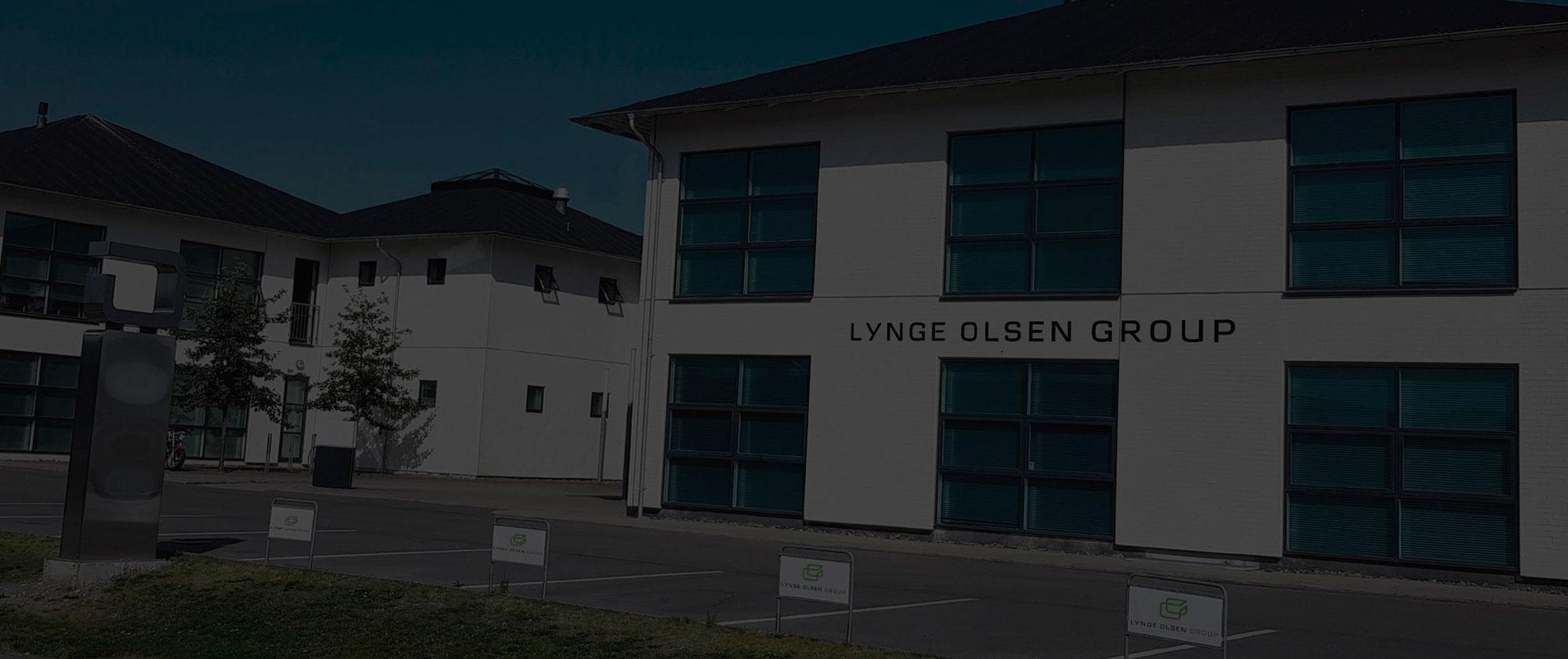 Lynge Olsen